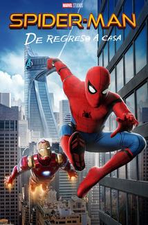 Película Spider-man: De regreso a casa