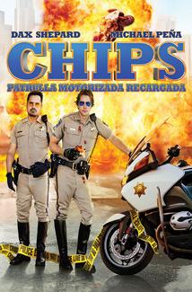 Película CHiPs: Patrulla motorizada recargada