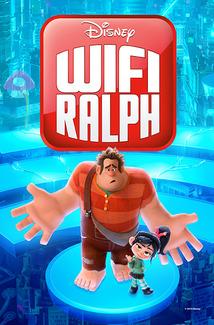 Película WiFi Ralph