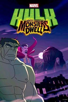 Marvels Hulk: Donde Viven los Monstruos