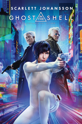 Ghost in the Shell: Vigilante del Futuro