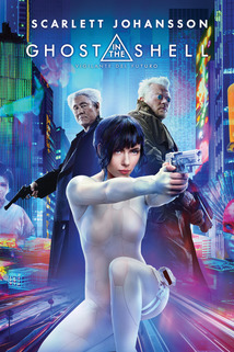 Película La vigilante del futuro, Ghost in the Shell