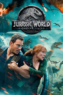 Película Jurassic World: Fallen Kingdom