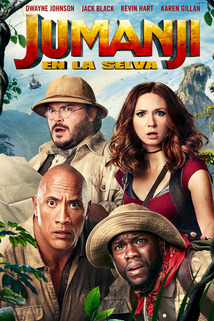 Película Jumanji: Welcome to the Jungle
