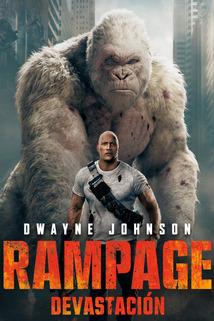 Película Rampage