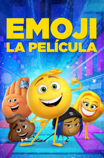 Película The Emoji Movie