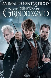 Película Animales fantásticos: Los crímenes de Grindelwald