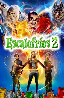 Película Escalofríos 2: Una noche embrujada