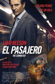 Película The Commuter