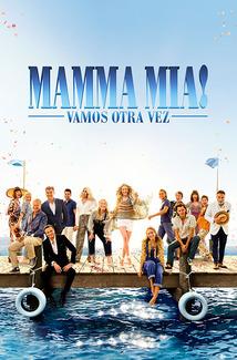 Película ¡Mamma Mia! Vamos otra vez