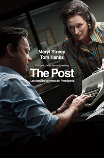 Película The Post