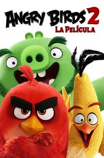 Película Angry Birds 2: La película