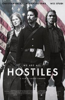 Película Hostiles: Violencia americana
