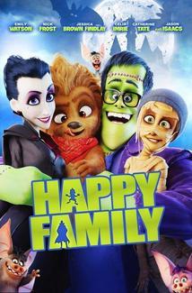 Película La familia Monster