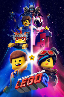 Película The LEGO Movie 2: The Second Part