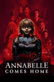 Película Annabelle 3: Viene a casa