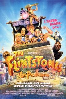 Película The Flintstones