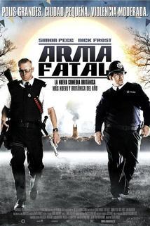 Película Hot Fuzz: Superpolicías