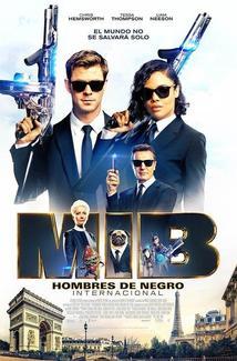Película Hombres de negro: Internacional