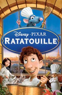 Película Ratatouille
