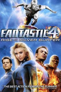 Película Los 4 fantásticos y Silver Surfer