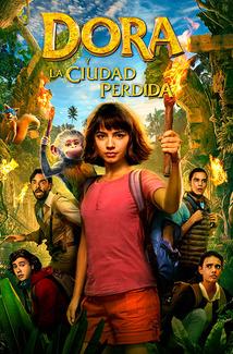 Película Dora y la ciudad perdida