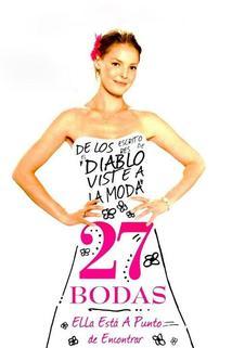 Película 27 bodas