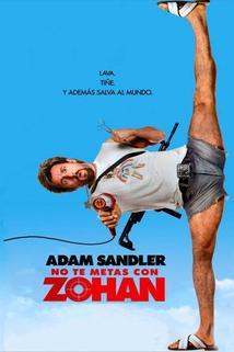 Película No te metas con Zohan