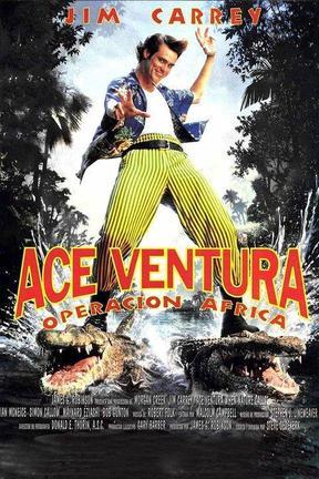 Ace Ventura: un loco suelto en Africa
