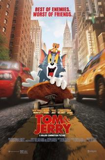 Película Tom y Jerry