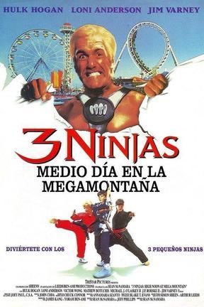 3 Ninjas: Mediodía en la Mega Montaña