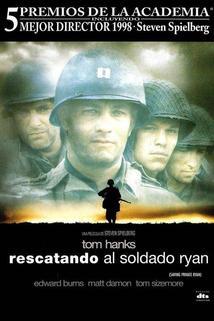 Película Salvando al soldado Ryan