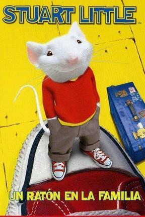 Stuart Little, un Ratón en la Familia