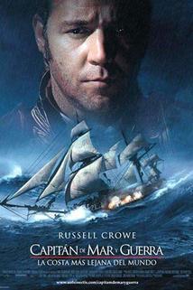 Película Capitán de Mar y Tierra