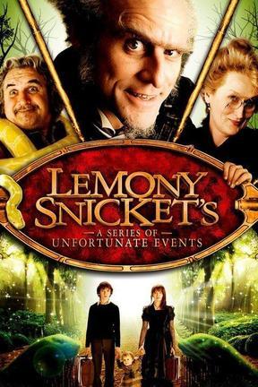 Lemony Snicket: Una Serie de Eventos Desafortunados