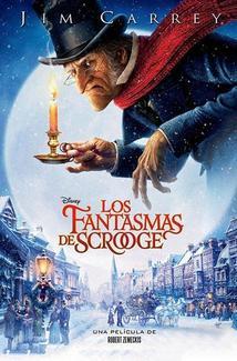 Película Los fantasmas de Scrooge