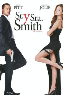 Película Sr. y Sra. Smith