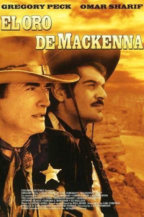 El oro de Mackenna