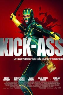Película Kick-Ass: Un superhéroe sin súper poderes
