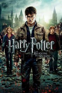 Película Harry Potter & The Deathly Hallows: Pt 2