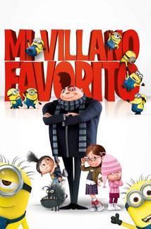 Película Mi villano favorito