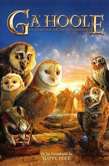 Película Ga'Hoole, la leyenda de los guardianes