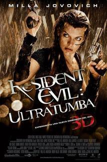 Película Resident Evil: Afterlife
