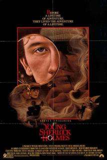 Película El Joven Sherlock Holmes