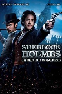 Película Sherlock Holmes: Juego de sombras