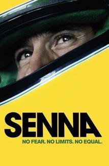 Película Senna, la Leyenda del Volante