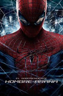 Película El sorprendente Hombre Araña