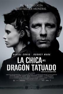 Película La chica del dragón tatuado