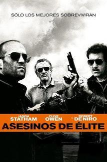 Película Asesinos de élite