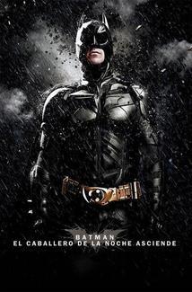 Película Batman: El caballero de la noche asciende